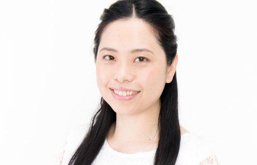 顔ヨガ 中嶋志帆プロフィール写真