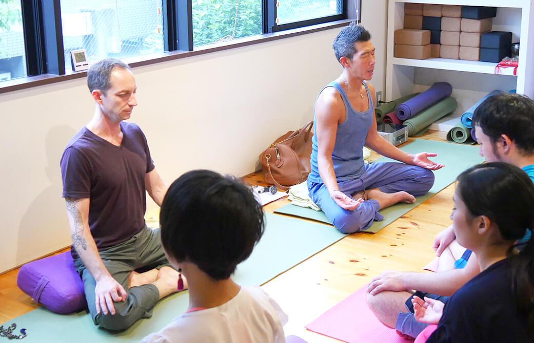 ヨガと瞑想でなりたい自分になる!ワークショップ