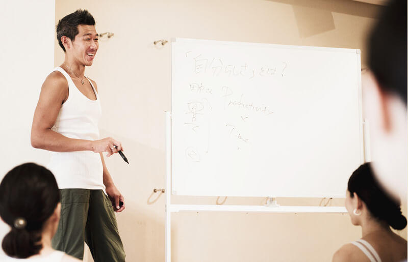 心理学・脳科学で体が変わる:アーサナ集中講座