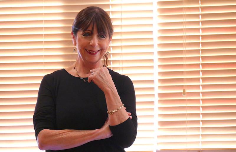 ヨガセラピー指導者養成講座|ジュディの笑顔