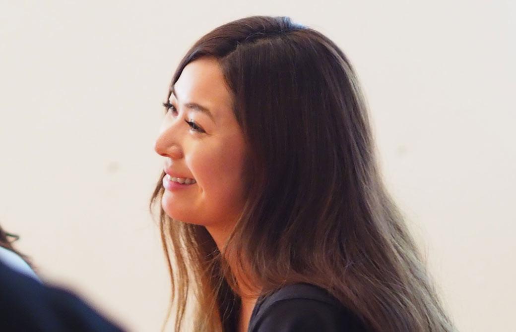 リストラティブヨガ集中講座の生徒さんの笑顔