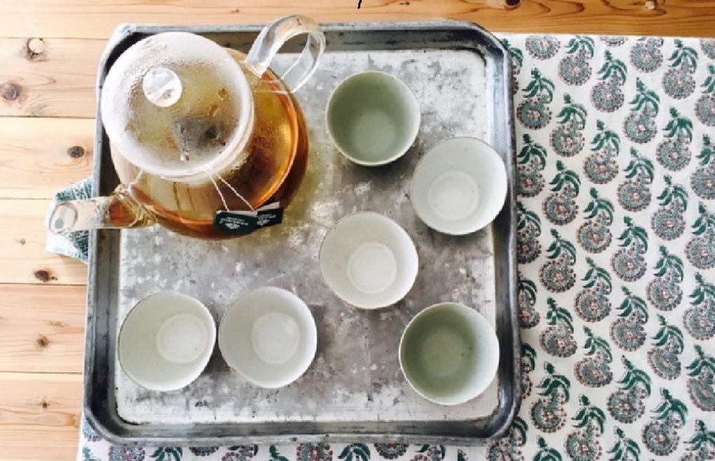 お茶セット