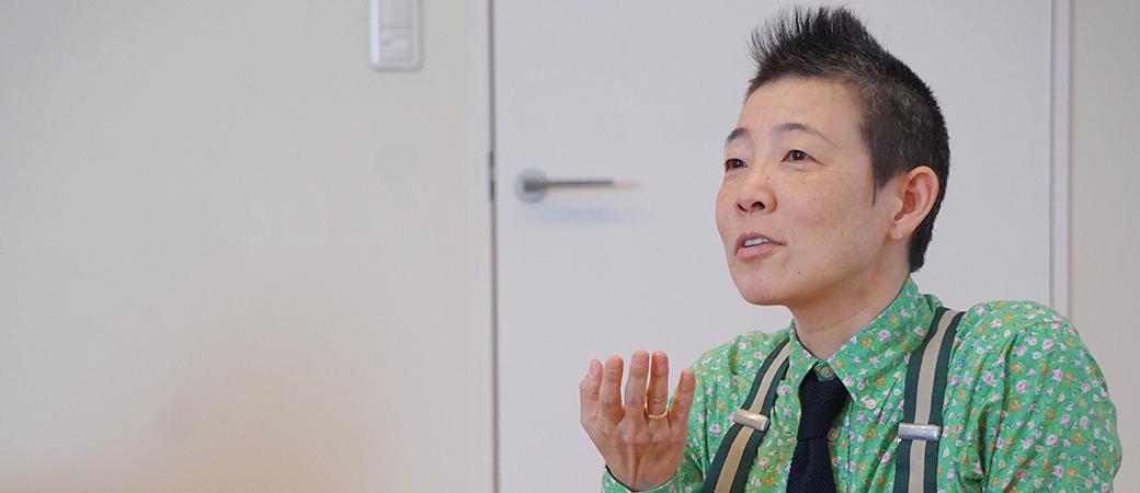 RYT200でマタニティヨガを指導する産婦人科医の高尾美穂先生