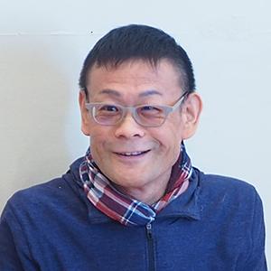 内田かつのり先生の笑顔