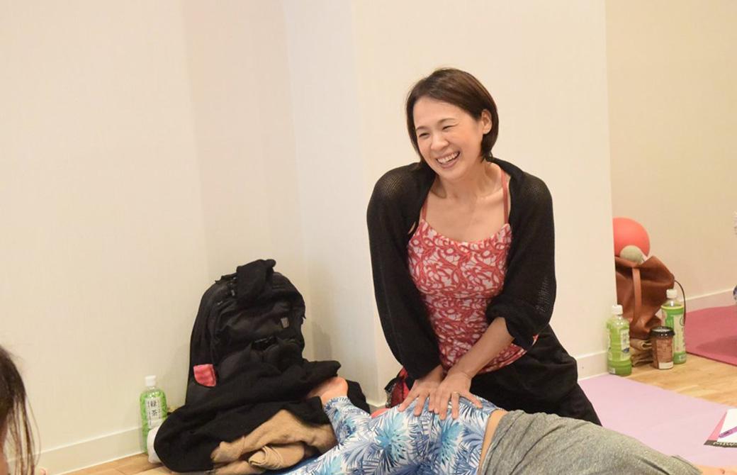 優しい笑顔が素敵なmiwa先生