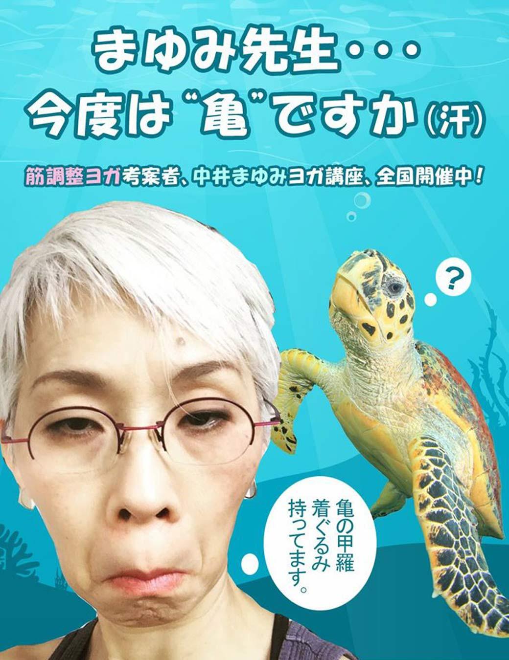 中井まゆみ先生のコラージュ画像