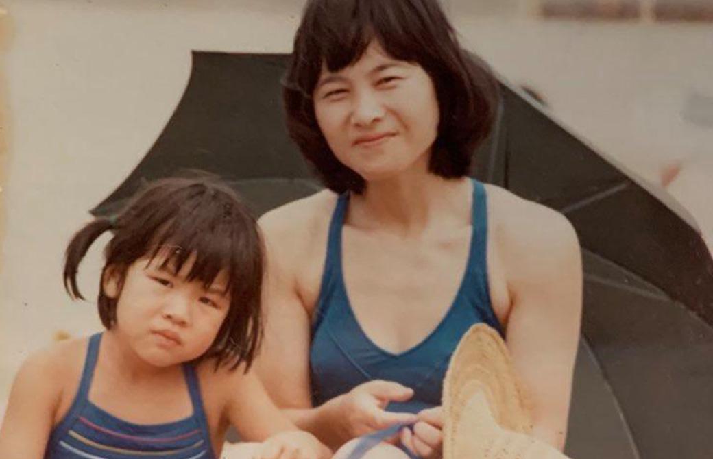 ヨーコ先生とお母さん