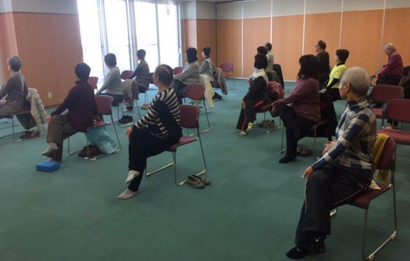 中井先生地元のクラス
