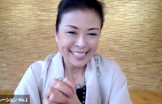 マック久美子先生によるイシュタヨガ体験クラス
